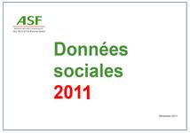 Données sociales pour 2011