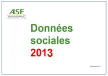 Données sociales pour 2013
