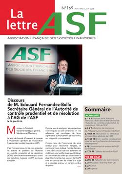 La Lettre de l ASF n° 169