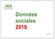 Données sociales pour 2015