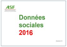 Données sociales pour 2016
